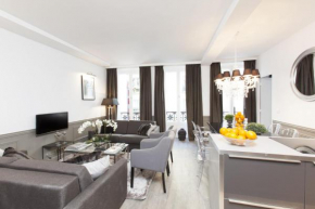 The Residence - Luxury 3 Bedroom Paris Center
