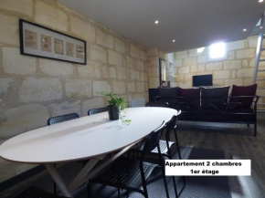 Gare Saint Jean (2mn) Appartements