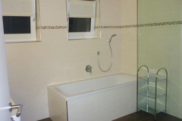Badezimmer Englisch